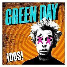 Dos-von-Green-Day-CD-Zustand-gut