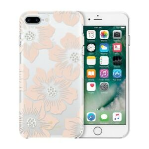 Kate Spade New York Case iPhone 7+ / 6+ / 6s+ Hollyhock Floral KSIPH-069-HHCPG