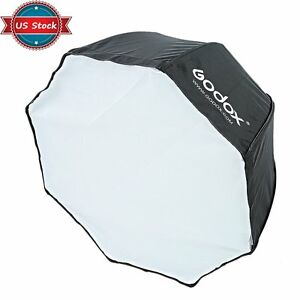 "Professional GODOX 47"" 120cm Octagon Umbrella Softbox for Studio Flash Speedlite"