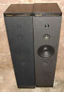 Verrassend Elegant Schneider 8021.1LS 3-Weg Bassreflex Hifi Speakers CF-36