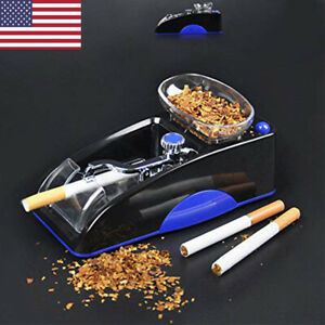 Electric-Easy-Automatic-Cigarette-Injector-Rolling-Machine-Tobacco-Maker-Roller