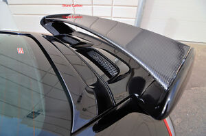 Carbon Fiber Blade Fit For Porsche 997 Gt3 Rear Spoiler
