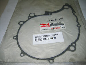 Yamaha-XT-TT-600-Z-E-XTZ-660-Motor-Dichtung-links-Lichtmaschine-4DW-15451-00