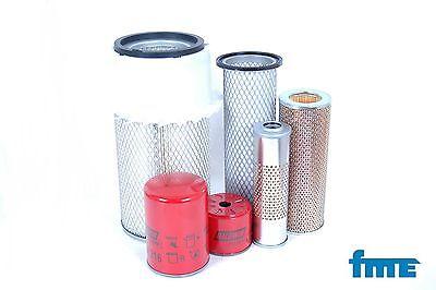Filter Set Kraftstofffilter Luftfilter Hydraulikfilter Ölfilter fü Zeppelin ZL 8