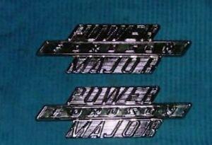 Fordson-Power-Major-Side-Badges