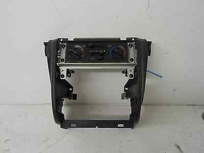 SUBARU IMPREZA WRX TURBO LOWER CENTER DASH PANEL STEREO SURROUND AIRCON CONTROL