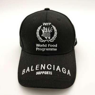 2019hotNEW Baseball Cap Balenciaga² Embroidery strapback adjustable hat Black