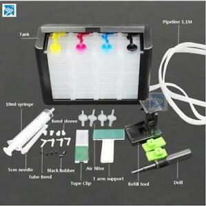Luxury-ink-tank-universal-DIY-CIS-kits-for-4-color-printer-Convert-CIS-system