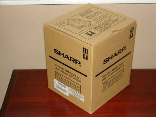 NEW GENUINE OEM Sharp BQC-XGV10WU//1 projector lamp-bulb for XG-V10WU XG-V10XU