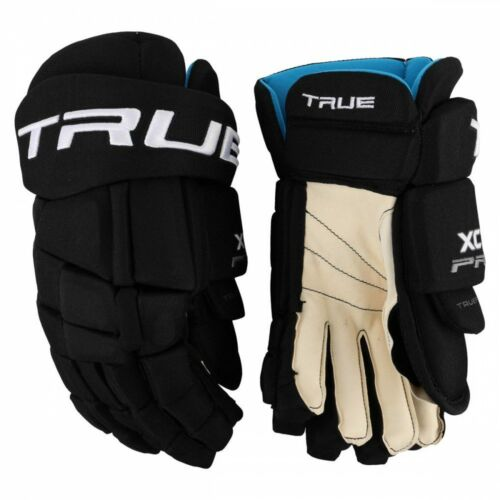 TRUE Xcore 7 PRO Ice Hockey Gloves Junior Size