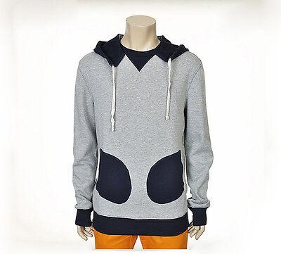 New Mens Casual Hoodie Sweatshirt Hooded Zipper Coat Top Size M L XL HD02