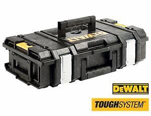 DeWalt 1-70-321 DS150 Tough System Organiser Tool Storage Box 170321