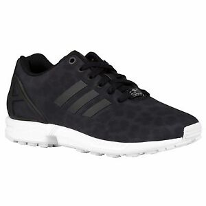 4287941a5 Adidas Originals ZX FLUX - Women s B24385 Black White NWT NIB