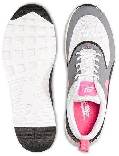 Nike Air Max Thea Damen Laufen Leder Laufen Damen Weiß - Pink - Grau - Schwarz Neu Us Sz 45eef6