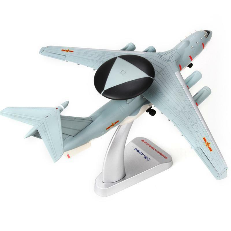 Fighter Static Model Collection Jet Gift KJ-2000 1 130 Aircraft Aviation Parade