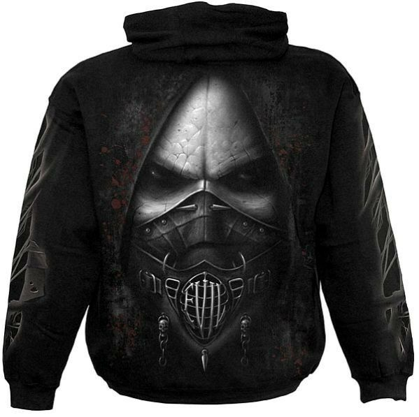 Spiral Evil Hoodie Kapuzen Sweat Shirt Gothic Teufel Steam Punk  3221 416