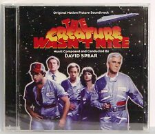 The Creature Wasn't Nice - Or [Original Motion Picture Soundtrack] (CD, BSX) NEW