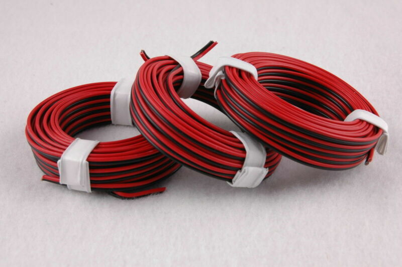 Twin Braid Red//Brown 3 x 5m NEW 0,397 €//M