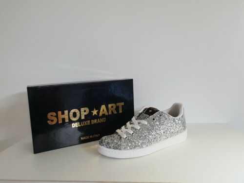 Sconto Shop Argento Art Sneakers Donna 8044 Art Sa 50 Col w1q6U4P1