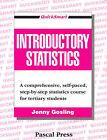 Quicksmart Introductory Statistics by J. Gosling (Paperback, 2004)
