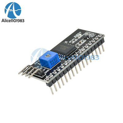 5pcs IIC I2C Serial Interface Board Arduino Module LCD1602 Address JB