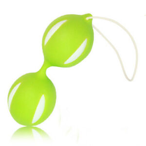 Bolas chinas de Geisha Verdes