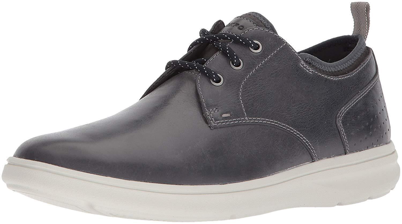 Plain Toe Buey zaden Rockport Mens Zapato-Pick Talla Color.