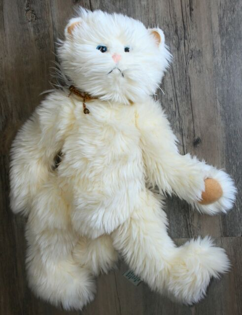 Purrfect Kitty Angel Wings Beige Cat Cottage Collectibles Ganz First Edition For Sale Online Ebay