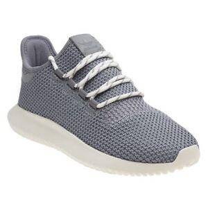 New Boys adidas Grau Tubular Shadow Textile Textile Textile Trainers Running Style ... a79f0c