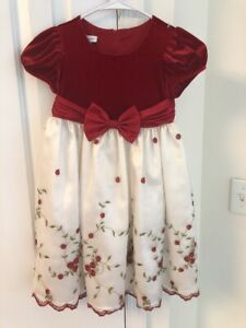 Girls-Size-5-Holiday-Dress