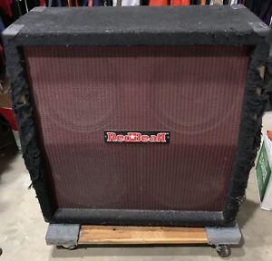 Details about Red Bear 4x12 cabinet guitar speaker celestion G12L-35 gibson  novik