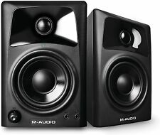 M-audio av32 Active Powered Computadora Studio Monitor de referencia para altavoces par