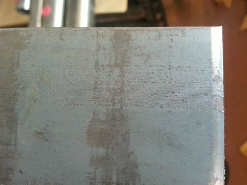 """14ga Carbon Steel Cold Roll Sheet Plate 4.5/"""" x 36/""""  QTY:2"""