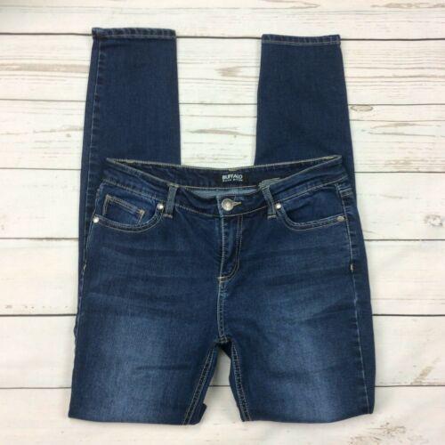 Denim pour Jeans Bitton délavage skinny 4 taille 27 foncé Buffalo David femmes ZvgFZO