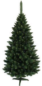 Sapin-Noel-220cm-Boite-Touffue-L-039-Arbre-Artificiel-Epinette-Verte-De-L-039-Himalaya