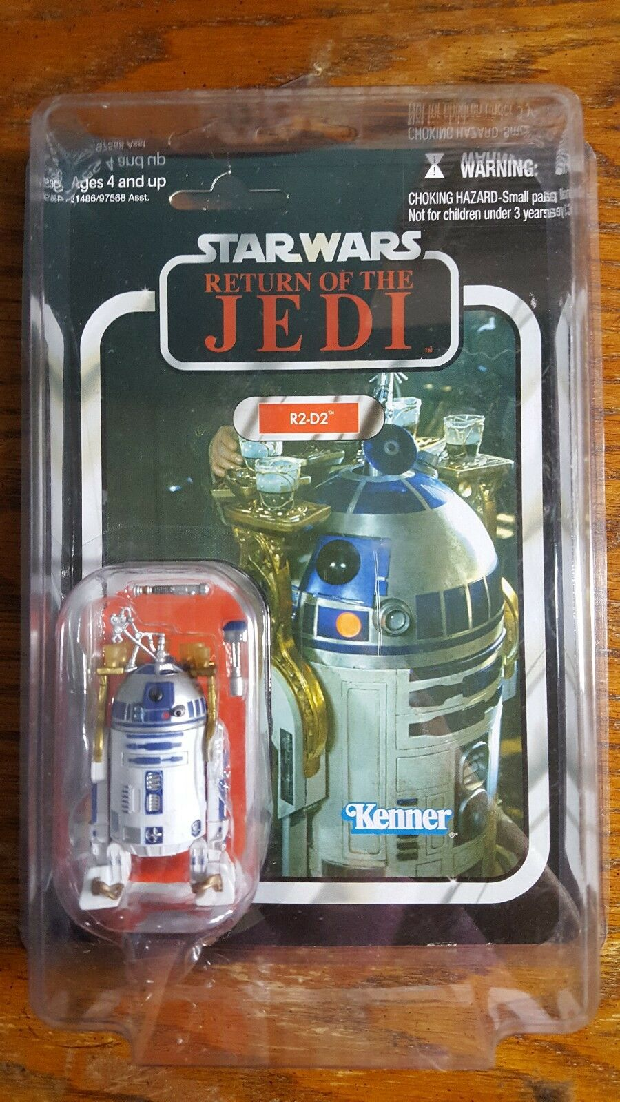 Star Wars Vintage Collection ROTJ VC25 R2-D2 Figure MOC