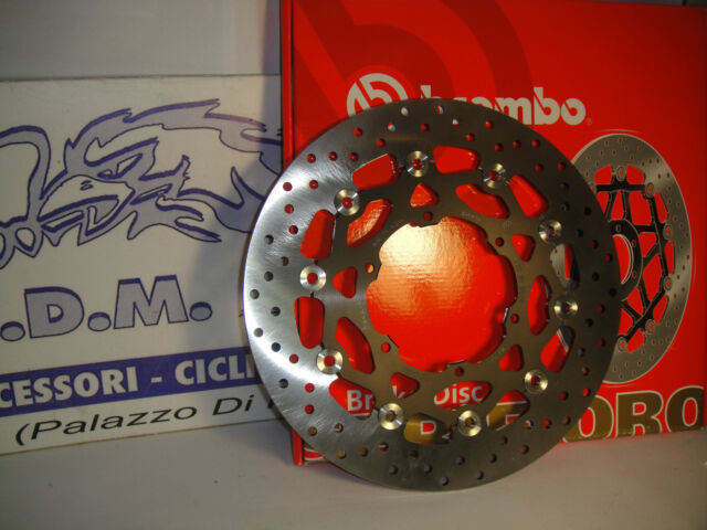BRAKE DISC BREMBO FLOATING FRONT 78B96 BMW F 650 GS 2008 >