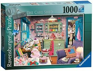 Ravensburger-Jigsaw-Puzzle-THE-CAKE-SHED-1000-piece