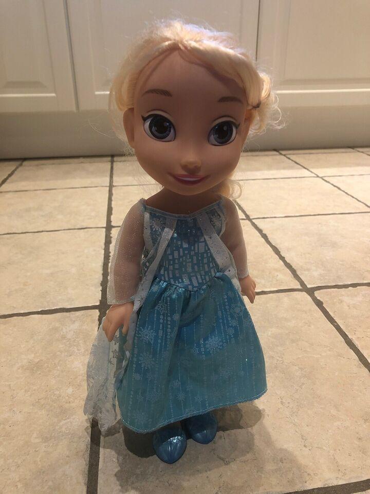 Disney, Elsa dukke, Disney