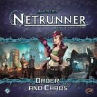 Android Netrunner Lcg: Order and Chaos Deluxe Expansion by Fantasy Flight Games (Undefined, 2014)