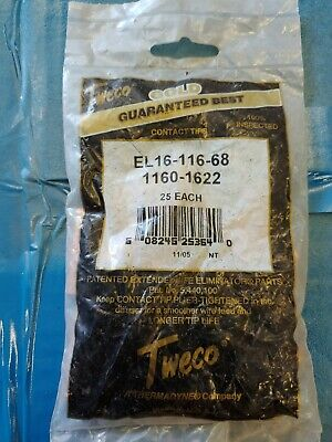 NEW TWECO 2-MPC ELECTRODE REPLACEMENT SAFETY COVER BOOTS W// SCREWS P3934