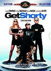31669// GET SHORTY : JOHN TRAVOLTA, HACKMAN, RUSSO - COLLECTOR 2 DVD NEUF