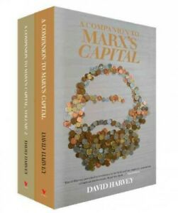 Companion-to-Marx-039-s-Capital-Paperback-by-Harvey-David-Brand-New-Free-P-amp-P