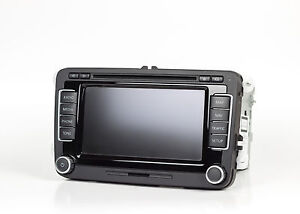 volkswagen vw rns 510 c v15 map scirocco eos caddy touran tiguan polo navigation ebay. Black Bedroom Furniture Sets. Home Design Ideas