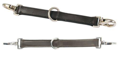 Longierhilfe für Pferde Longierbrille Longieren PFIFF Leder