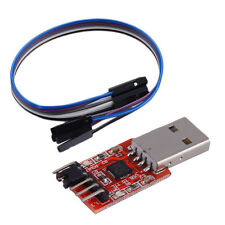 USB to TTL UART 6PIN Module Serial Converter CP2102 STC PRGMR Free cable DS