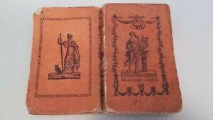 Las Musas Y Las Graces Recueil 1814 Partituras Frontispicio Blocquel París ABE