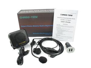 Radio-tone-Smart-Phone-Mobile-Talk-Kits-Zello-Azetti-Samsung-LG-Sony-Stick-Mic