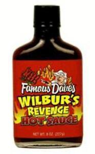 Famous-Dave-039-s-Wilbur-039-s-Revenge-Hot-Sauce-8-oz