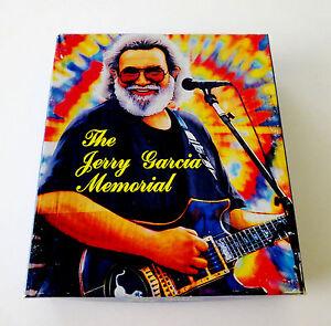 Grateful-Dead-Jerry-Garcia-Memorial-Box-Set-4-CD-Golden-Gate-Park-CA-8-13-1995